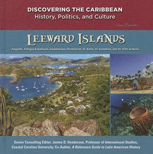 Leeward Islands (Hardcover): Lisa Kozleski