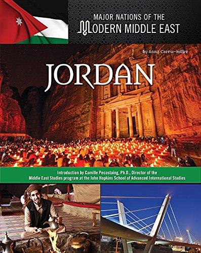 9781422234440: Jordan (Major Nations of the Modern Middle East)
