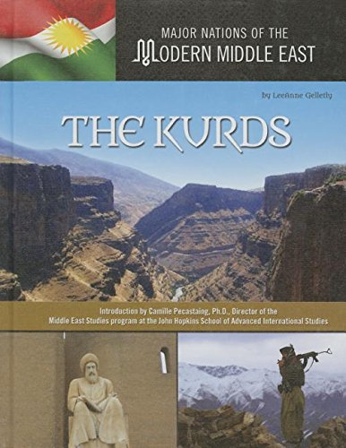 9781422234549: The Kurds (Major Nations of the Modern Middle East)