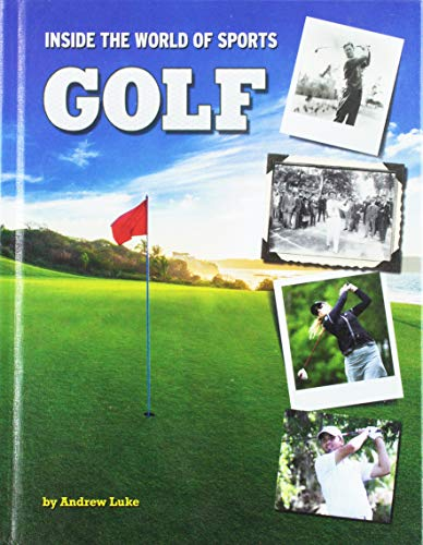 Golf (Hardcover): Andrew Luke
