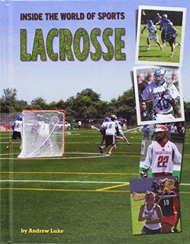 Lacrosse (Hardcover): Andrew Luke