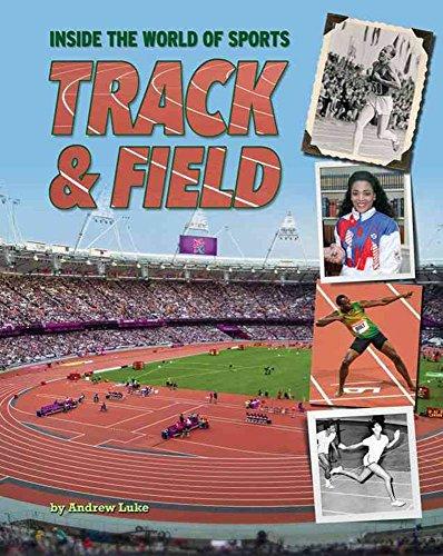 Track & Field (Hardcover): Andrew Luke