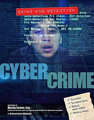 Cyber Crime (Hardcover): Andrew Grant-Adamson