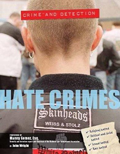 Hate Crimes (Hardcover): John D. Wright