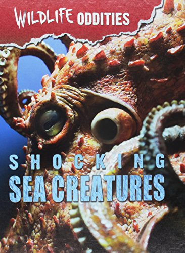 9781422235287: Shocking Sea Creatures (Wildlife Oddities)