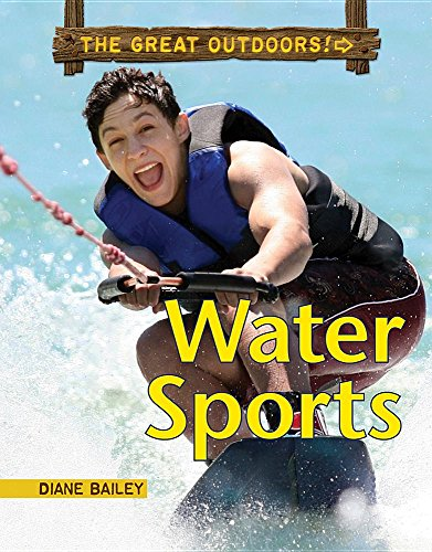 Water Sports 9781422235751 Whether you like to surf, sail, waterski, or just swim, water is a great way to experience the outdoors. Inside, read about the many awesome sports you can do on lakes, ponds, rivers, oceans, and more. Cut across the waves on a windsurfer or cruise through a lake in a kayak. Try your hand at wakeboarding or bounce along the rapids in an inner tube. Tips, gear, ideas, and more are all inside . . . bring your own towel! Put down the screen! Turn off the TV! Unplug . . . and experience the joy of THE GREAT OUTDOORS! In each book in this series, readers are inspired to try a new activity that they cant do with a smartphone. Try something new or find out more about a favorite activity. Its a big world out there . . . get out and see it in person! This series invites readers to put down their screens (and after they finish reading . . . put down their books!) and get outside! Ideas and instruction are given in a wide range of outdoors activities that can be enjoyed by all ages, from fishing and hunting to nature photography and water sports. Each book includes tips on getting started, ideas for choosing the right gear, and even suggestions for locations to look into. The Great Outdoors! is a passport to adventure! Each title in THE GREAT OUTDOORS! series includes color photos throughout, and back matter including an index and further reading lists for books and internet resources. Key Icons appear throughout the books in this series in an effort to encourage library readers to build knowledge, gain awareness, explore possibilities, and expand their viewpoints through our content rich nonfiction books. Key Icons in this series are: Words to Understand shown at the front of each chapter with definitions. These words are set in boldfaced color type in that chapter, so that readers are able to reference back to the definitions,