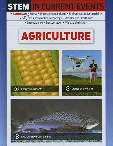 Stem in Current Events: Agriculture (Hardcover): John Perritano