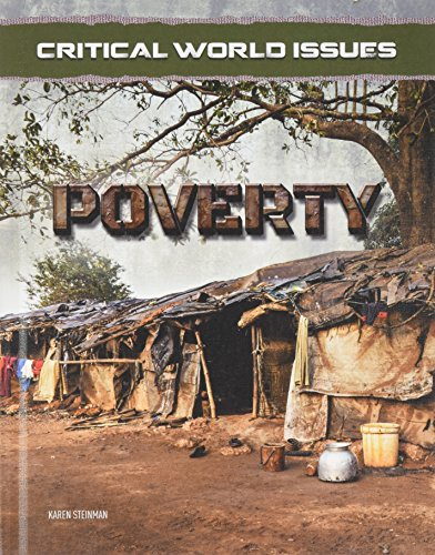 Critical World Issues: Poverty (Hardcover): Karen Steinman