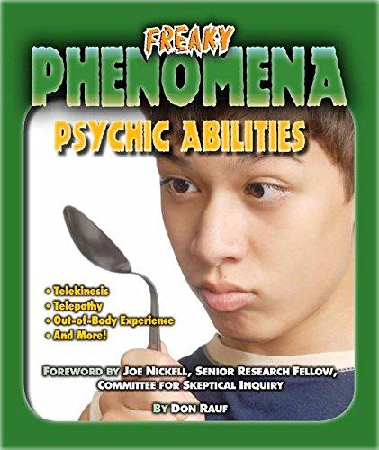 Psychic Abilities (Freaky Phenomena): Michael Centore