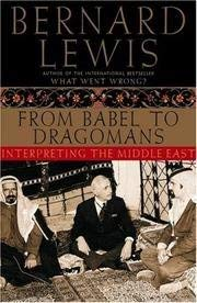 9781422351246: From Babel to Dragomans: Interpreting the Middle East