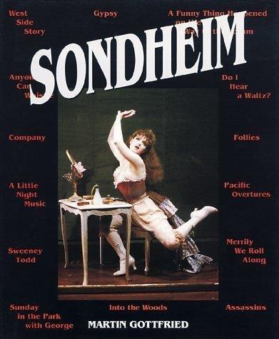 9781422352106: Sondheim (enlarged and updated)