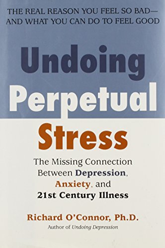 9781422352137: Undoing Perpetual Stress: The Missing Connection Between Depression, Anxiety, and 21st Century Illness