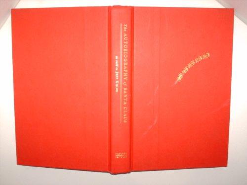 9781422352649: Autobiography of Santa Claus