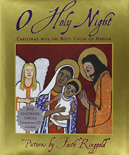 9781422355121: O Holy Night: Christmas with the Boys Choir of Harlem