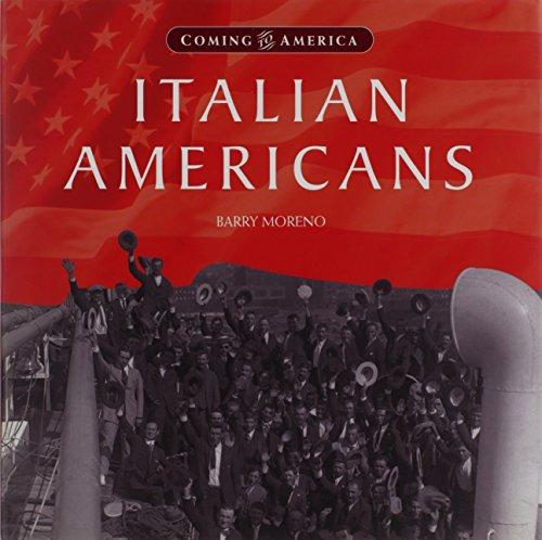 9781422355749: Italian Americans: Coming to America