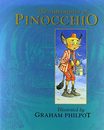 9781422356111: Adventures of Pinocchio