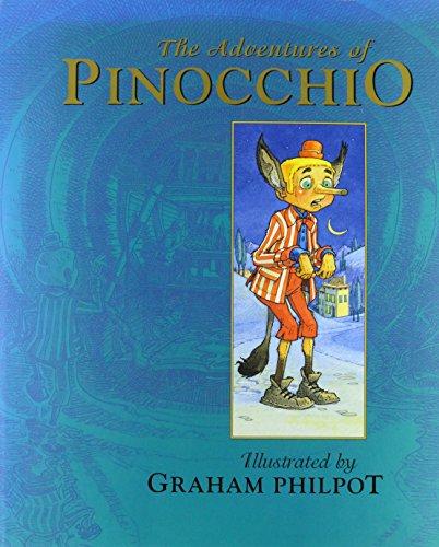 9781422356111: Adventures of Pinocchio