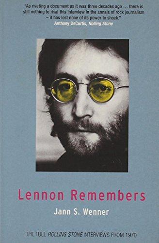 9781422358801: Lennon Remembers