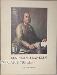 Benjamin Franklin Electrician. Iin celebration of the two hun: Dibner,Bern.