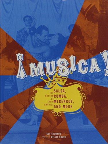 9781422364666: !Musica!: Salsa, Rumba, Merengue, & More: The Rhythm of Latin America