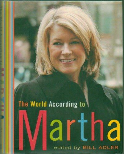9781422365861: World According to Martha