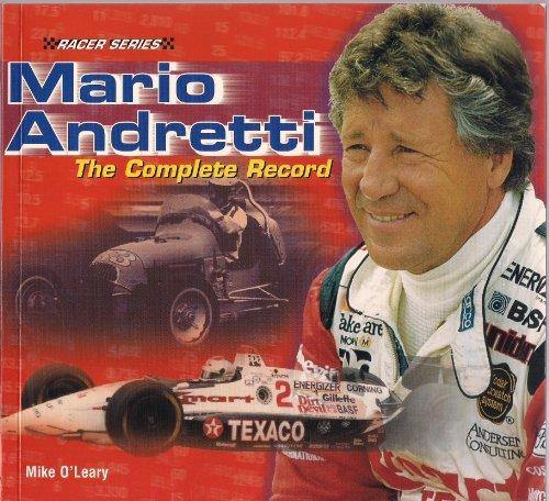 9781422366400: Mario Andretti: The Complete Record