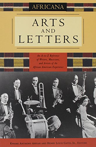 9781422392232: Africana: Arts and Letters: An A-to-Z Reference of Writers, Musicians, and Artists of the African American Experience
