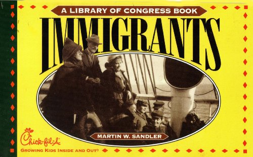 9781422392416: Immigrants: A Library of Congress Book
