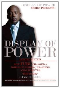 9781422392836: Display of Power: How FUBU Changed a World of Fashion, Branding and Lifestyle