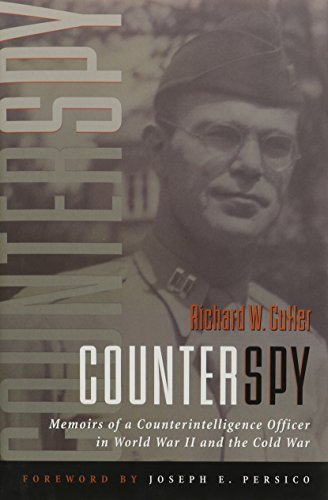 9781422393086: Counterspy: Memoirs of a Counterintelligence Officer in World War II and the Cold War