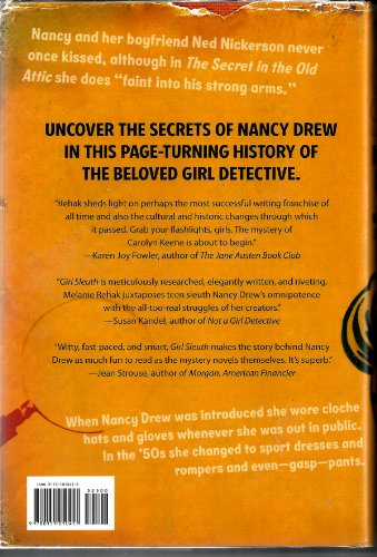 9781422395431: Girl Sleuth: Nancy Drew and the Women Who Created Her