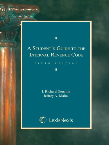 9781422411681: A Student's Guide to the Internal Revenue Code