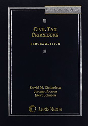 9781422417560: Civil Tax Procedure, Second Edition