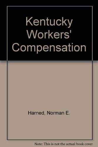 9781422420461: Kentucky Workers' Compensation