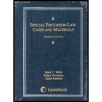 9781422420720: Special Education Law: Cases and Materials