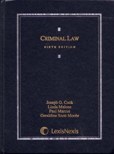 9781422421765: Title: Criminal Law