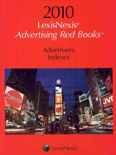 9781422429303: Advertising Redbooks Advertisers Business Classifications