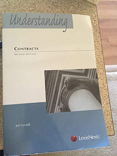 9781422429624: Understanding Contracts
