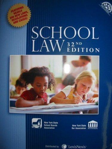 School Law (New York State School Boards: Editorial Staff