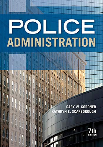 9781422463246: Police Administration