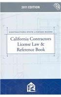 9781422468463: California Contractors License Law & Reference Book with CD-ROM