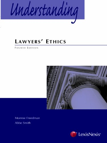 9781422470220: Understanding Lawyers' Ethics