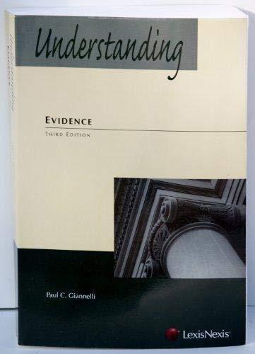 9781422470381: Understanding Evidence