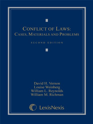 9781422472422: Conflict of Laws: Cases, Materials and Problems (Loose-leaf version)