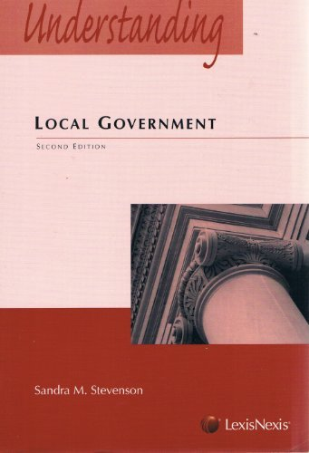 9781422473313: Understanding Local Government