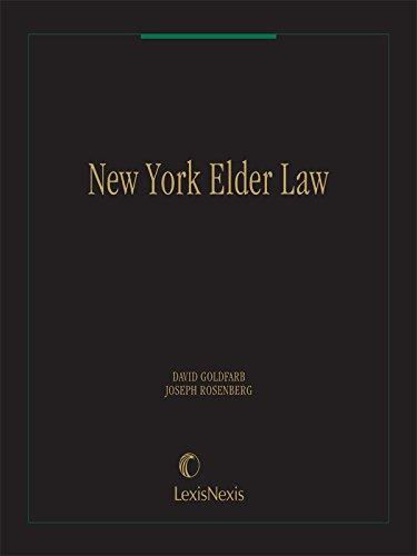 9781422474747: New York Elder Law Full Set