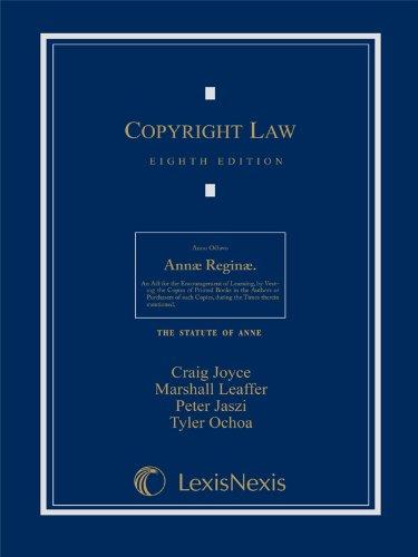 9781422477380: Copyright Law