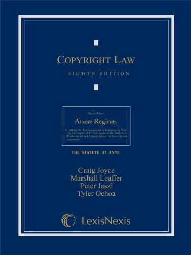 Copyright Law (Casebook): Joyce