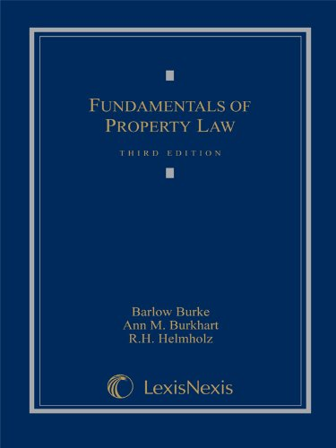 9781422477762: Fundamentals of Property Law