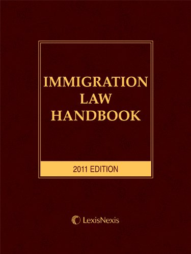 9781422482353: Immigration Law Handbook with CD-ROM